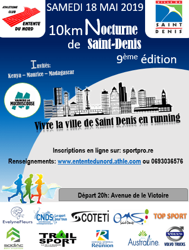 Affiche-10-km-nocturne-Saint-Denis-2019