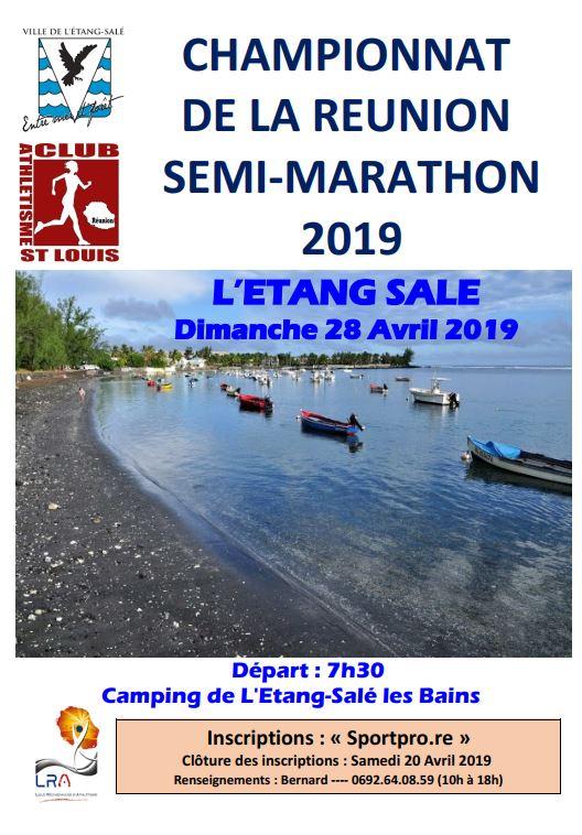 Affiche-Championnat-Semi-mararthon-Réunion-2019