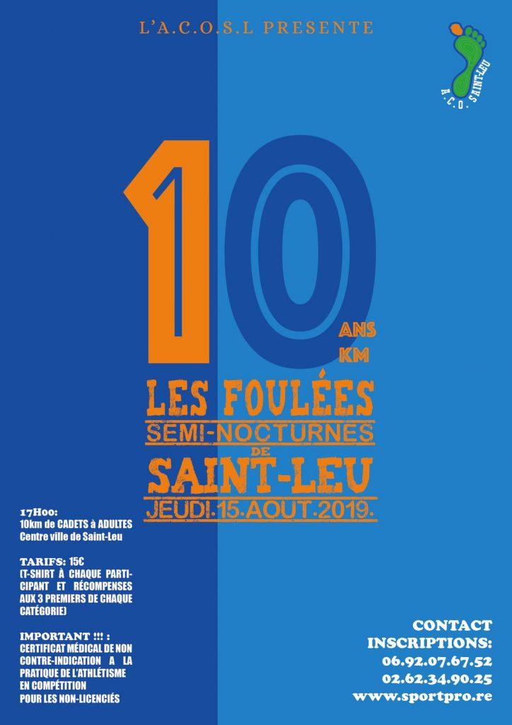 Affiche-Foulées-Semi-Nocturnes-Saint-Leu