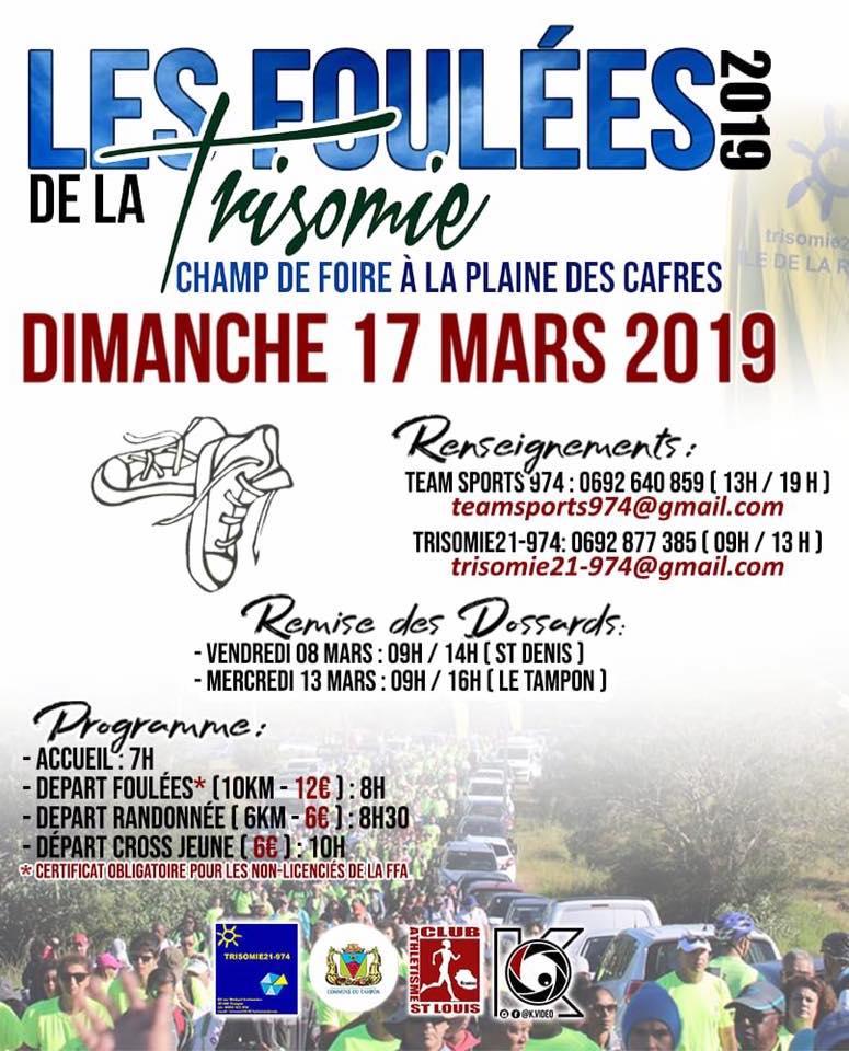 Affiche-Foulées-Trisomie-2019