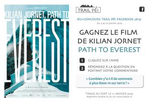 Jeu-concours Trail Péi Facebook 2K19
