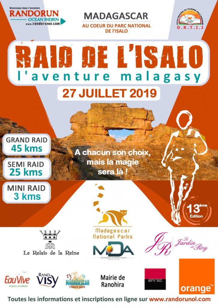 Affiche-Isalo-Raid-2019