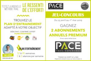 Jeu-concours PACE 2019