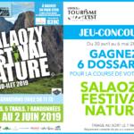 Jeu-concours Salaozy Festival Nature 2019