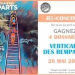 Jeu-concours Verticale des Remparts 2019