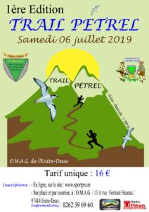 Affiche-Trail-Pétrel-2019