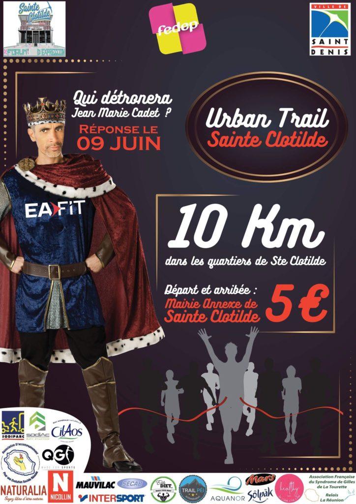 Affiche-Trail-Urbain-Sainte-Clotilde-2019