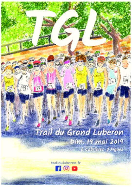Affiche-Trail-du-Grand-Luberon-TGL-2019