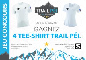 Jeu-concours Tee-shirt Trail Péi