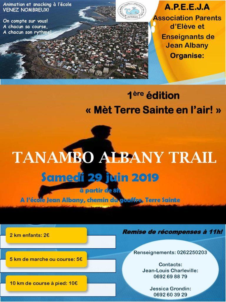 Affiche-Tanambo-Albany-Trail-2019