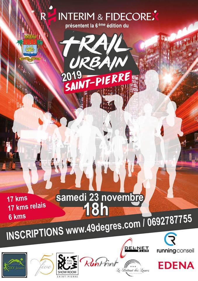 Affiche-Trail-Urbain-Saint-Pierre-2019