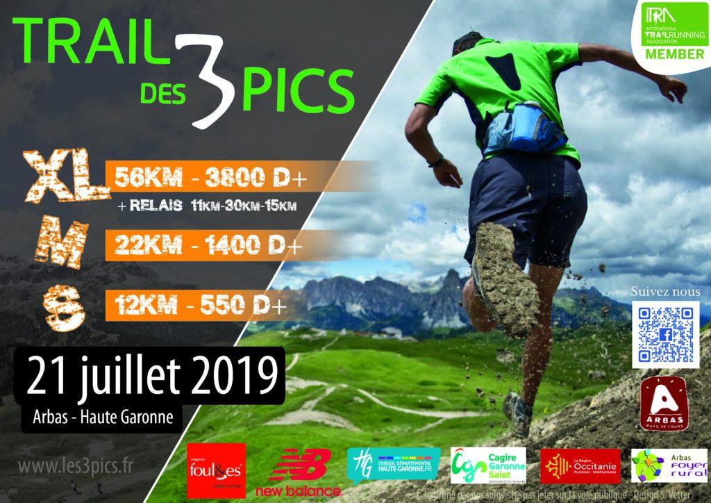 Affiche-Trail-des-3-Pics-2019