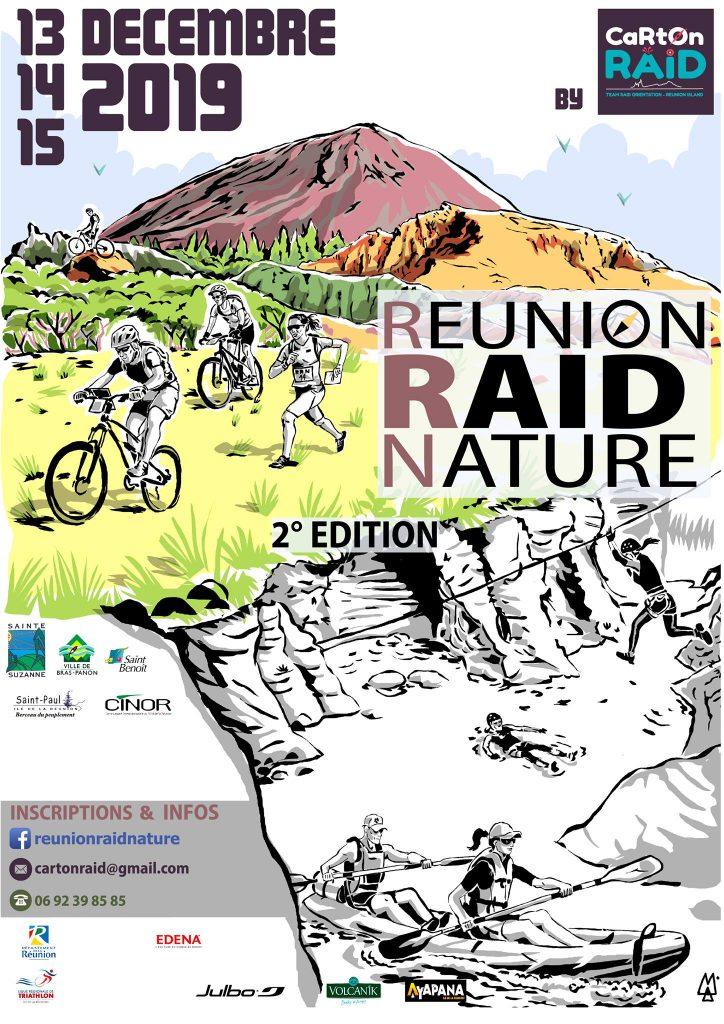 Affiche-Réunion-Raid-Nature-2019