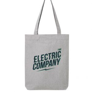 Tote bag The electric company