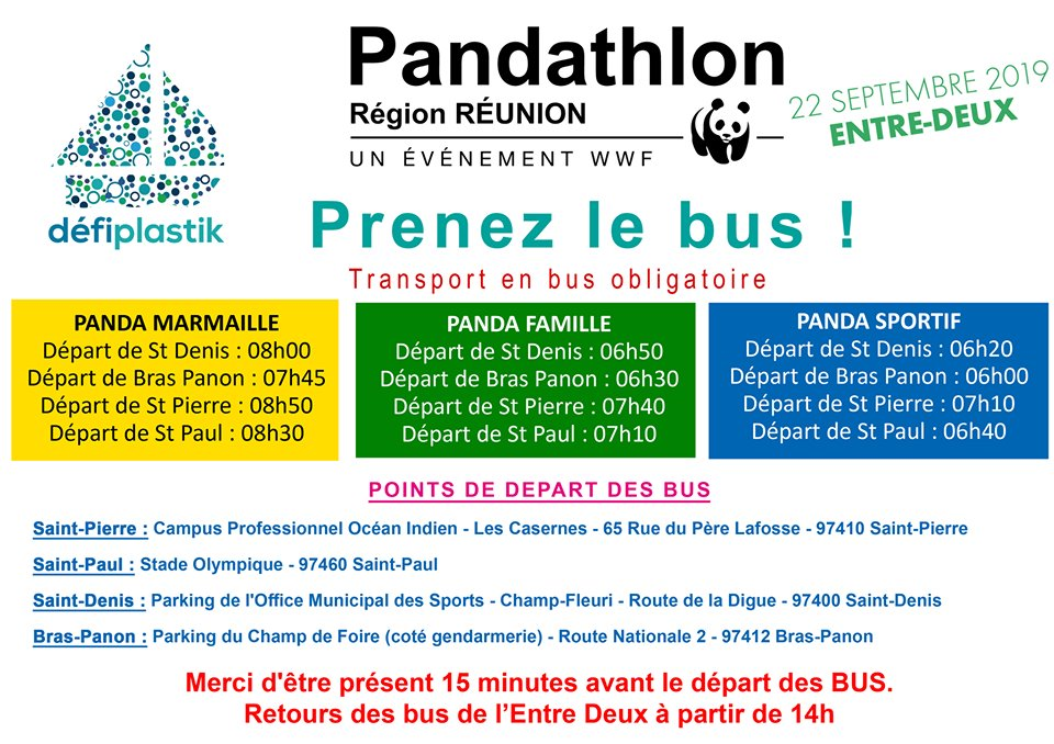 Bus-Pandathlon
