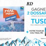 Jeu-concours Trail Urbain de Saint-Denis 2019
