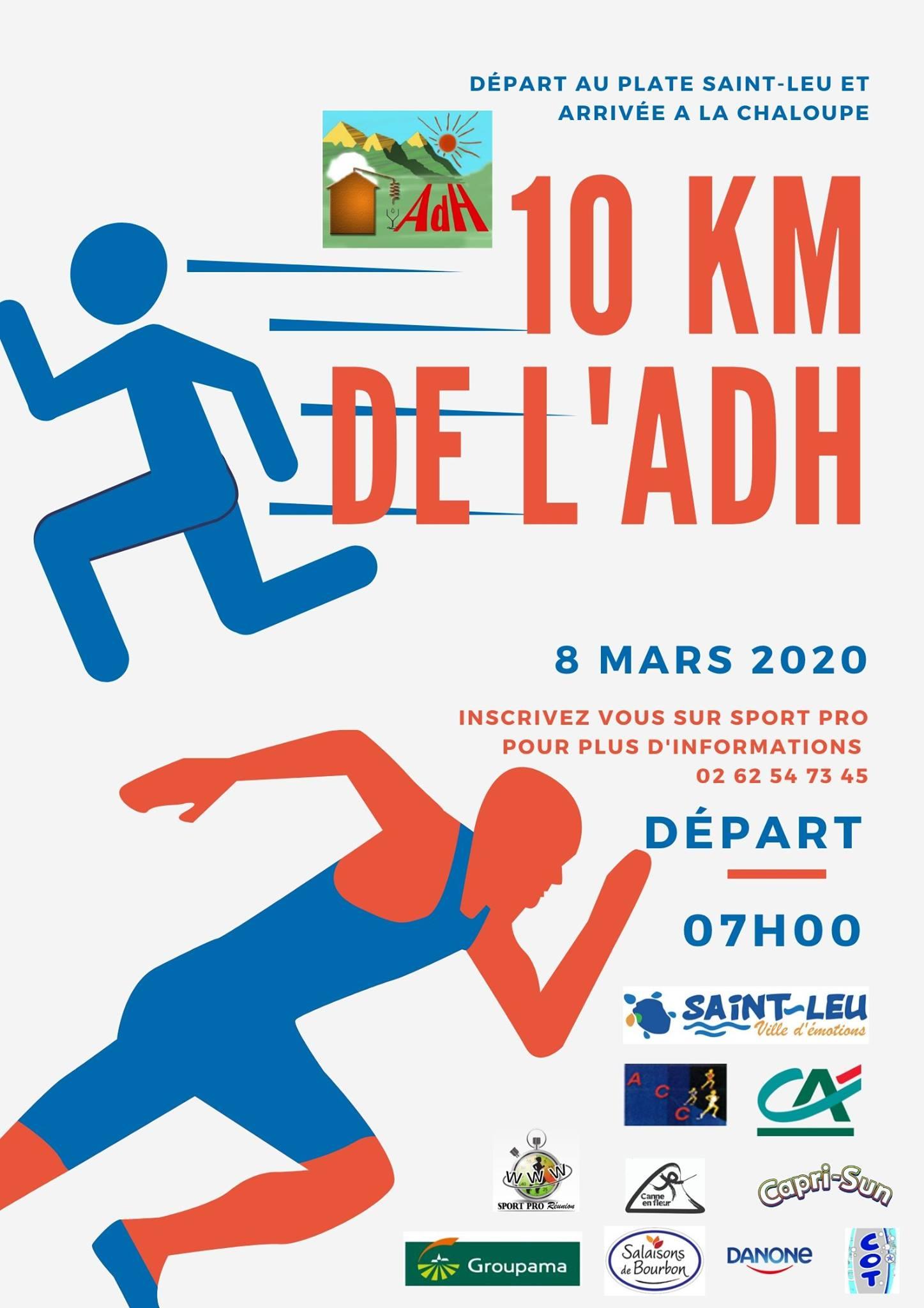 Affiche-10km-ADH-2020
