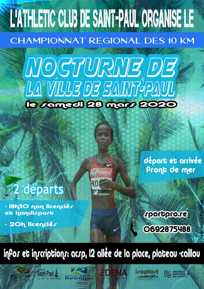 Affiche-10km-Nocturne-Saint-Paul-2020