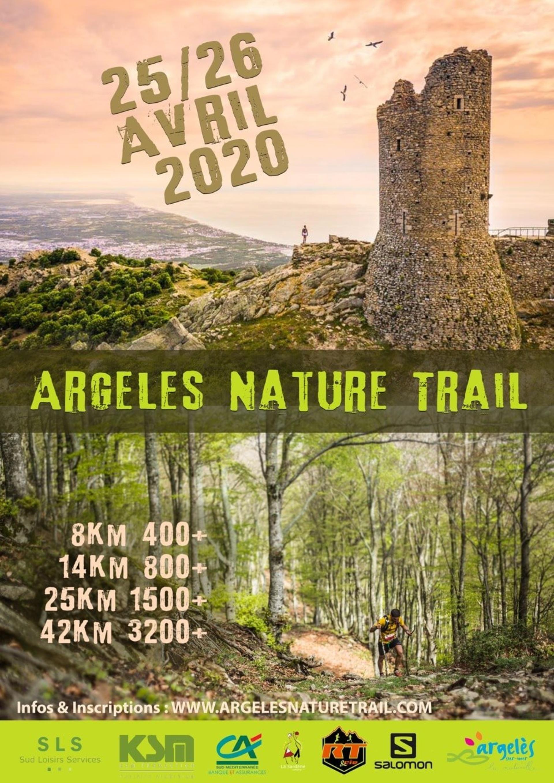Affiche-Argeles-Nature-Trail-2020