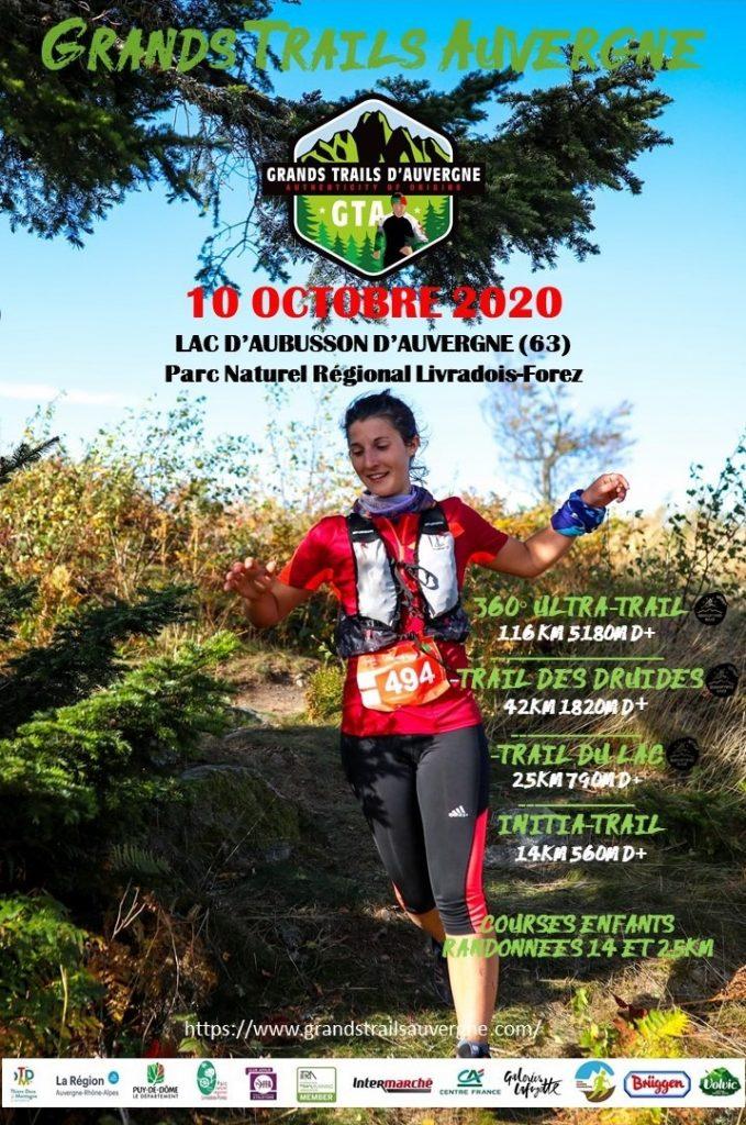 Calendrier Trail Auvergne.Grands Trails D Auvergne 2020 Trail Pei