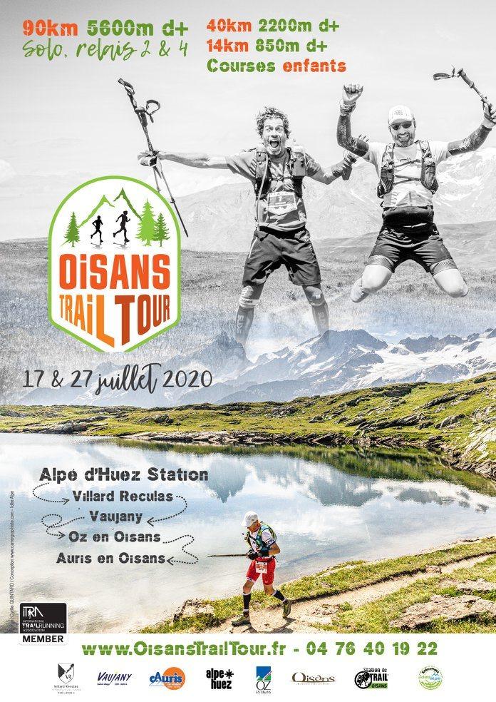 Affiche-Oisans-Trail-Tour 2020