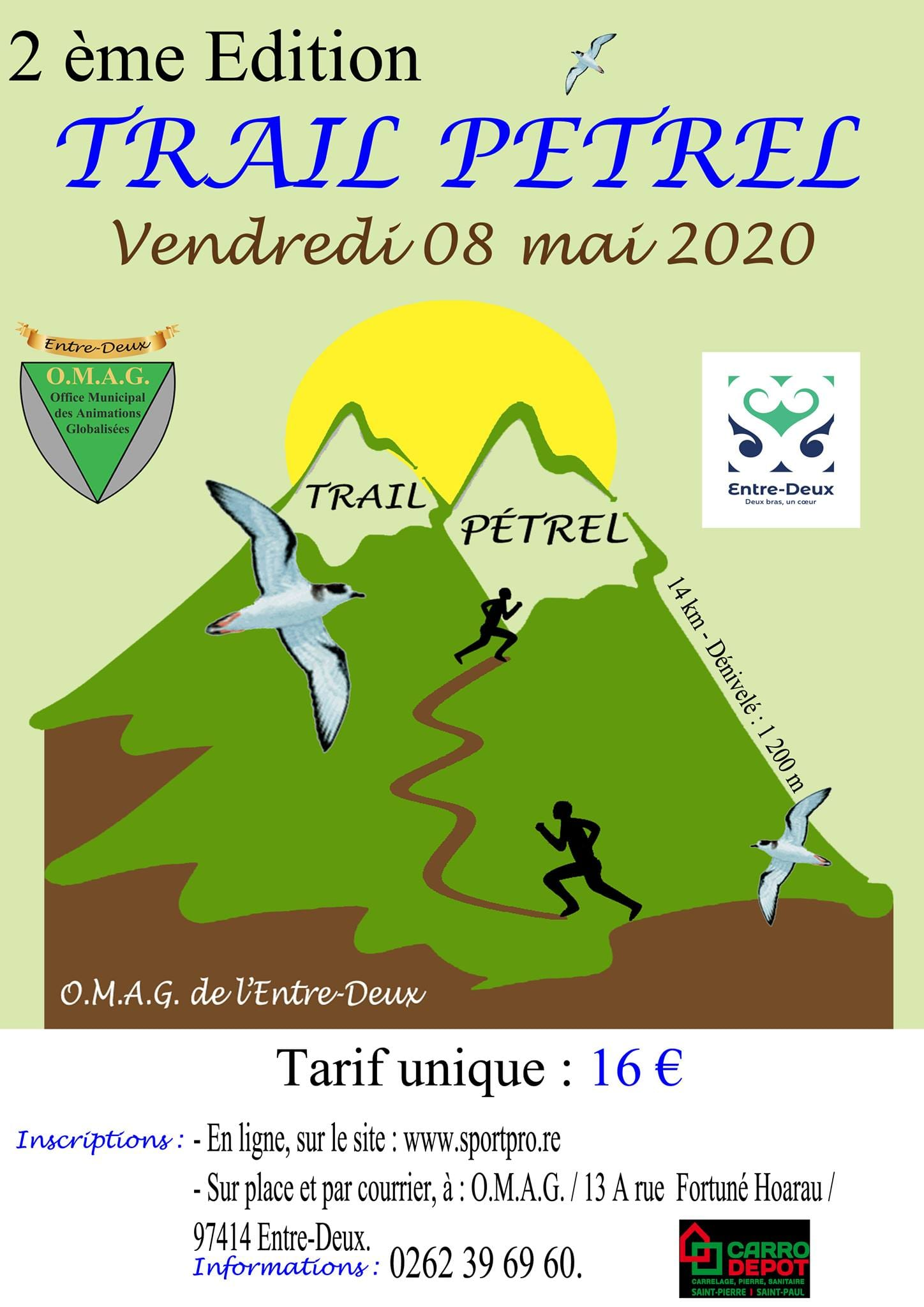 Affiche-Trail-Petrel-2020