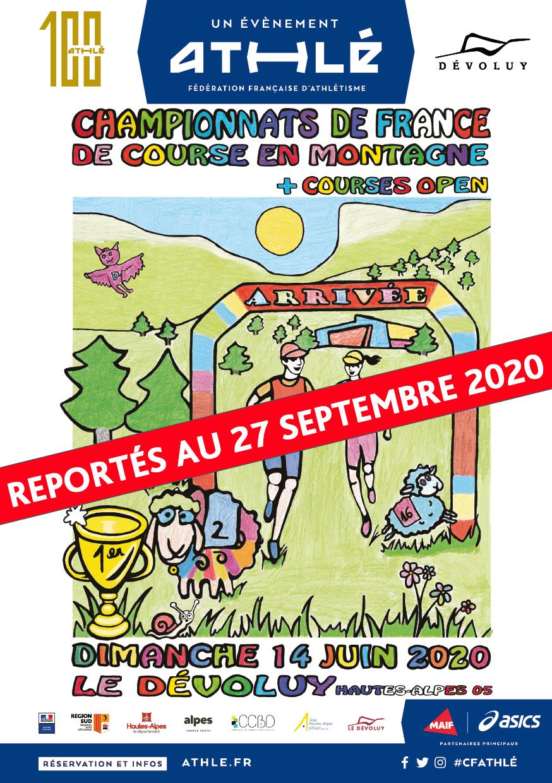 Affiche-Championnat-France-Course-Montagne-2020