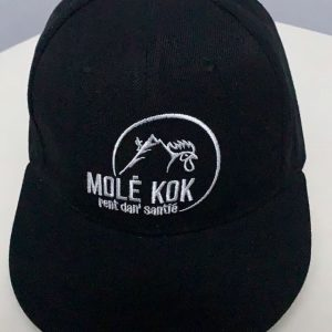 Casquette Snapback sport Molé Kok