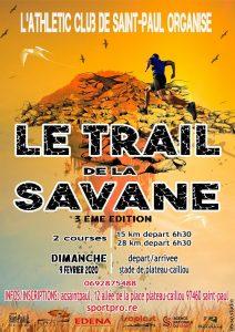 Affiche-Trail-de-la-Savane-2020