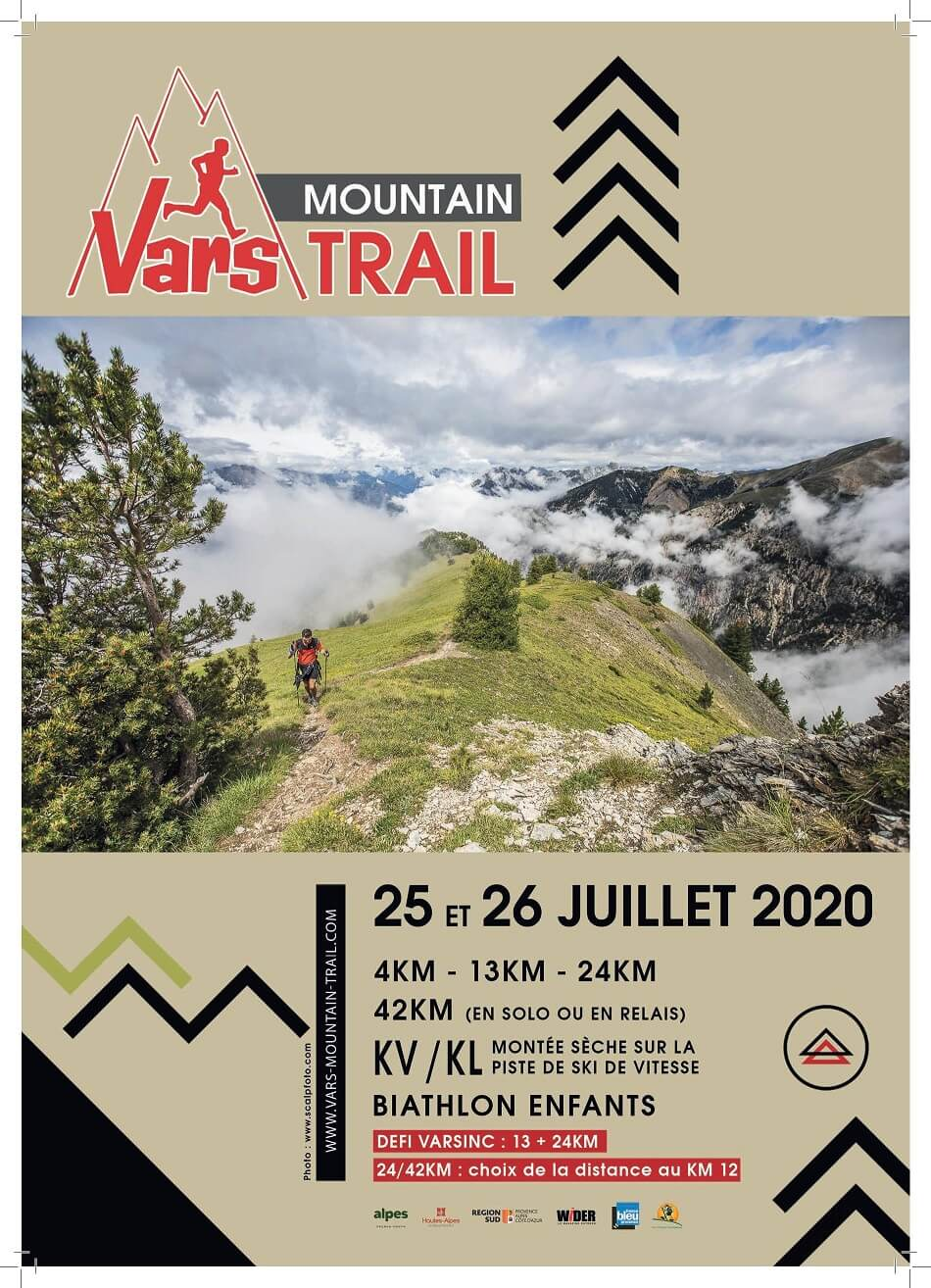 Affiche-Vars-Mountain-Trail-2020