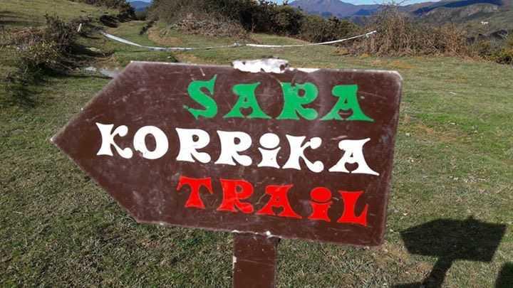 Sara-Korrika-Trail