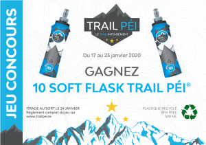 Jeu-concours Soft Flask Trail Péi