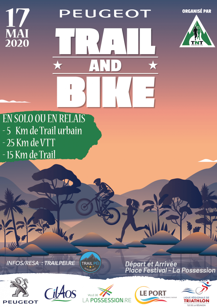 Affiche-Peugeot-Trail-and-Bike-2020