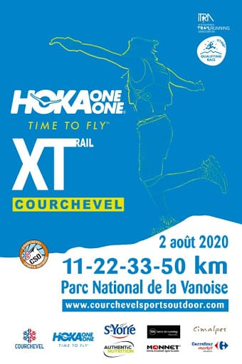 Affiche-Hoka-One-One-XTrail-Courchevel-2020