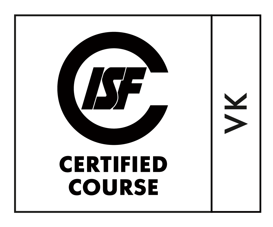 ISF-Certified-course-VK