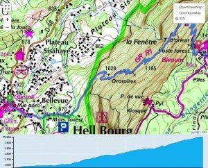 TP Parcours 1 2 KV de Bélouve Trail Péi