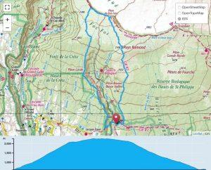TP Parcours Boucle Basse Vallée - Foc Foc - Jacques Payet Trail Péi