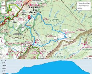 TP Parcours Boucle Bras Piton - Piton de l'Eau - Piton Textor Trail Péi