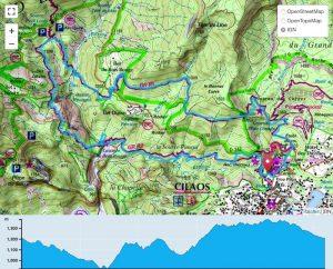 TP Parcours Boucle Cilaos - Bras Rouge - Bassin Bleu Trail Péi