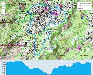 TP Parcours Boucle Cilaos - Mare Sèche - Bras des Etangs Trail Péi