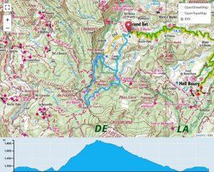 TP Parcours Boucle Grand Ilet - Plaine des Merles Trail Péi