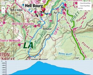 TP Parcours Boucle Hell-Bourg - Cap Anglais - Bélouve Trail Péi
