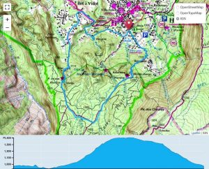 TP Parcours Boucle Hell-Bourg - Terre Plate Trail Péi
