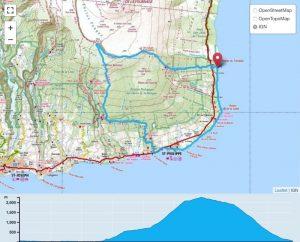TP Parcours Boucle Le Tremblet - Basse Vallée - Foc-Foc - Nez Coupé du Tremblet Trail Péi