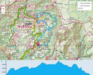 TP Parcours Boucle Palmiste Rouge - Bras Sec - Cilaos - Calumets Trail Péi