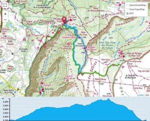 TP Parcours Boucle Piton Textor - Pas des Sables Trail Péi