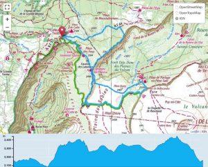 TP Parcours Boucle Textor - Piton de l'Eau - Plaine des Sables Trail Péi