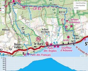 TP Parcours Boucle le Baril - Mare Longue - Basse Vallée Trail Péi