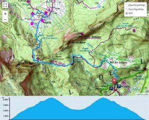 TP Parcours Cilaos - Taïbit - Marla Trail Péi