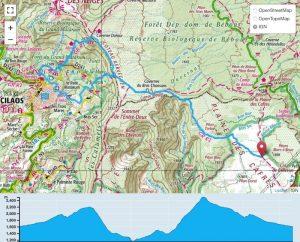 TP Parcours Mare à Boue - Kerveguen - Cilaos - Le Bloc Trail Péi